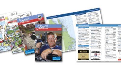 Nu är Ö-servicekatalogen för 2011 klar