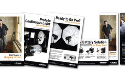 Profoto's annonskampanj för vår 2011 är här!