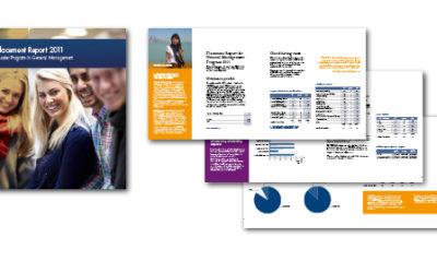 Placment Report 2011 är klar