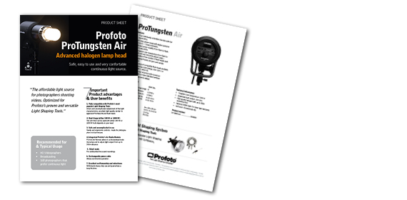 Profoto SalesGuide 2.0