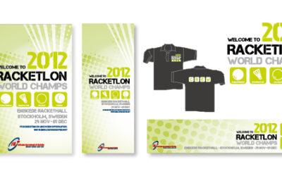 Grafisk form för Racketlon World Cup 2012