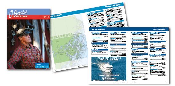 Dags att hämta din nya Ö-servicekatalog 2012.