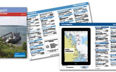 Nu är Ö-servicekatalogen för 2013 klar